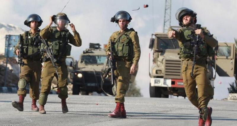 4 اصابات بمواجهات مع قوات الاحتلال في مخيم الجلزون