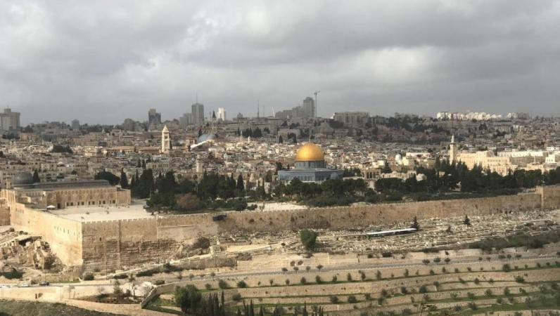 منظمة التحرير: عمليات تهويد وتطهير عرقي صامت في القدس