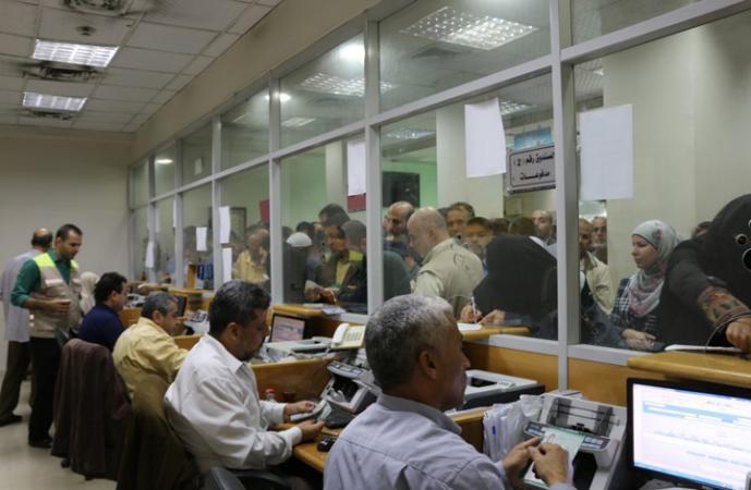 المالية بغزة تعلن صرف رواتب لهذه الفئة