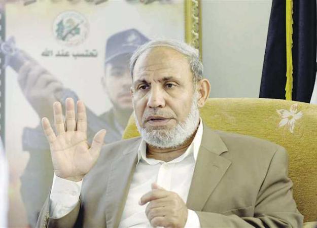 الزهار يستهجن تصريحات أحمد يوسف بشأن توسيع غزة في الأراضي المصرية
