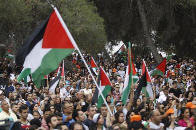 """لليوم الثالث.. شعبنا في الوطن والشتات ينتفض رفضا لـ """"مؤتمر المنامة"""""""