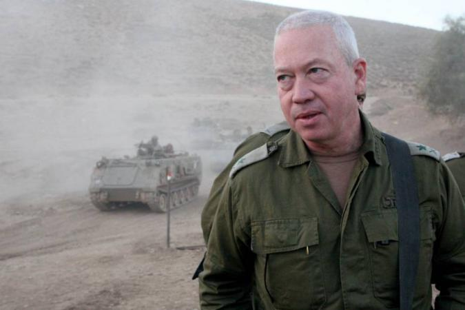 يوآف غالنت: لا نرغب بحرب جديدة في غزة