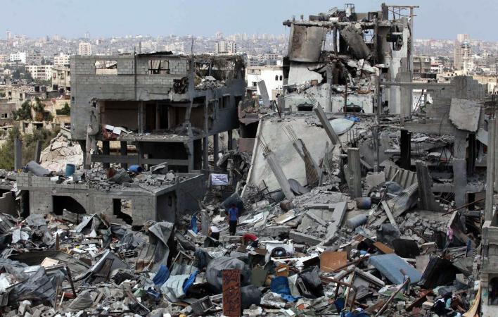 نتنياهو يخطط لشن حرب على قطاع غزة