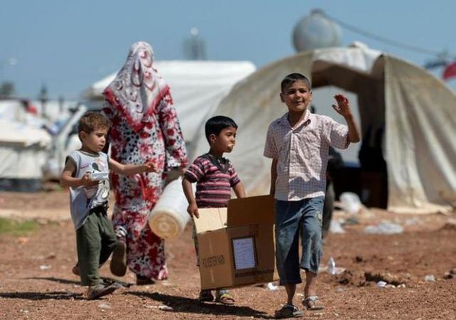 في اليوم العالمي للاجئين: 41% من مجمل السكان في فلسطين لاجئون