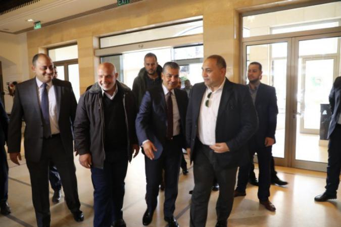 الوفد المصري يصل غزة الأسبوع المقبل لإنقاذ التفاهمات بين الفصائل وإسرائيل