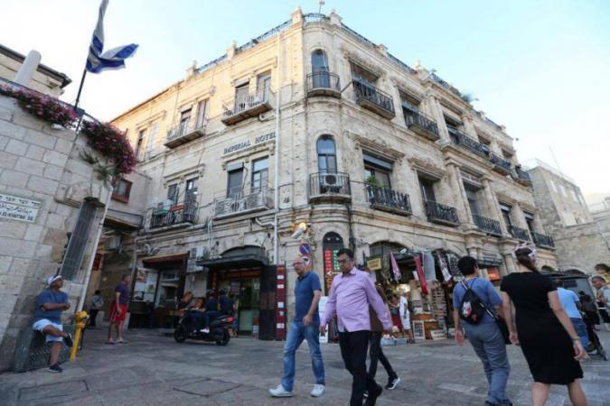 العليا الإسرائيلية تسمح ببيع مبان تابعة للكنيسة بالقدس إلى جمعية استيطانية