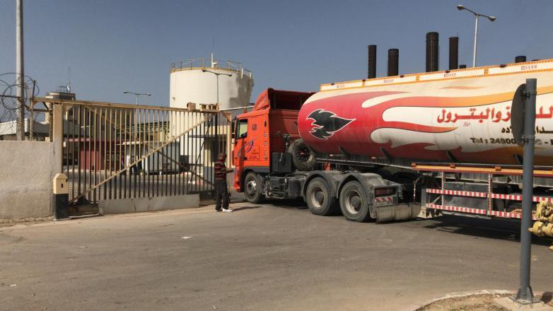 وقف إدخال الوقود لمحطة كهرباء غزة