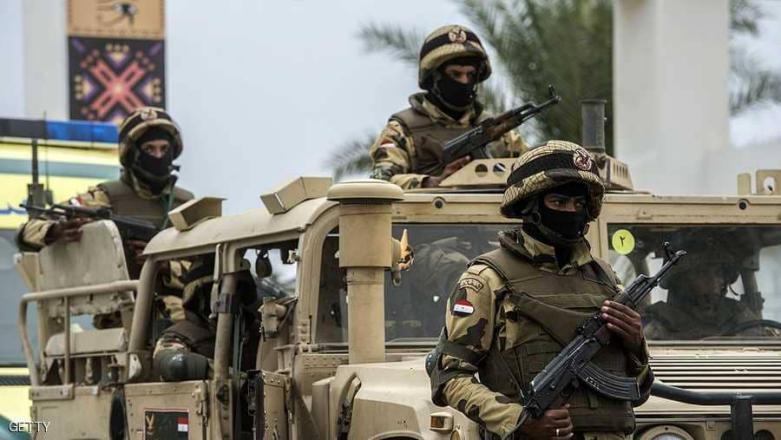 مقتل 6 جنود مصريين خلال هجمات في العريش