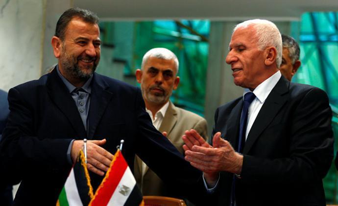 الجبهة الشعبية: القاهرة ستبدأ بتوجيه دعوات للفصائل لاستئناف ملف المصالحة الفلسطينية