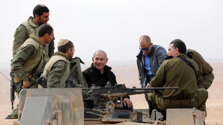 نتنياهو لن يشن حرباً على حماس في غزة قبل الانتخابات والضفة مستقرة لحين رحيل عباس