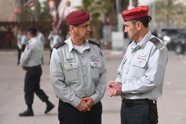 كوخافي يلمح إلى عملية الترتيب السياسي مع حركة حماس في غزة