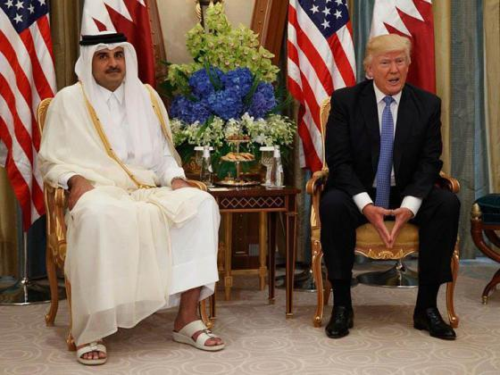 البيت الأبيض: لقاء مرتقب بين ترامب وأمير قطر