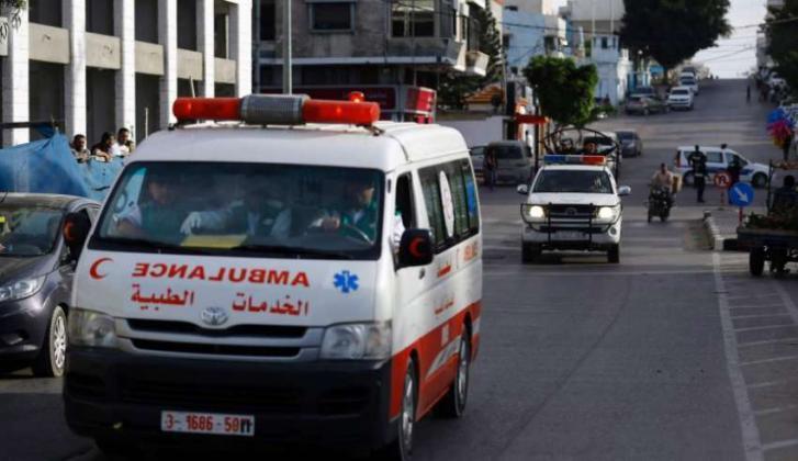 وفاة شاب وإصابة آخر في حادث سير شمال غزة