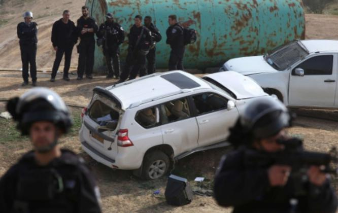 أم الحيران.. شرطي إسرائيلي يعترف بأن أبو القيعان لم يهدد أحدا لدى استشهاده