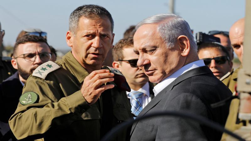 نتنياهو: طالبت الجيش بالاستعداد لمعركة كبيرة في غزة