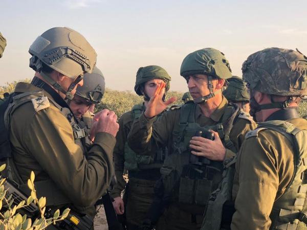 """تعرف على توجيهات """"كوخافي"""" لقادة جيش الاحتلال الإسرائيلي"""