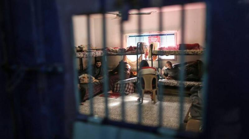 هيئة الأسرى: 4 معتقلين حالتهم الصحية متدهورة جداً