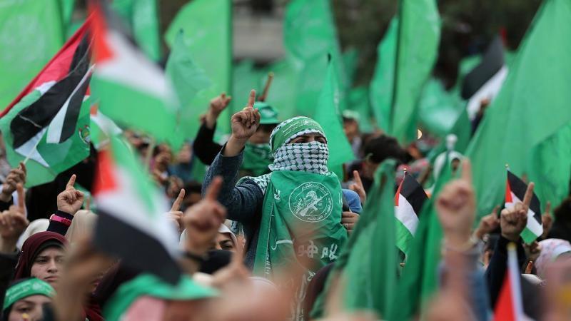 حماس ترد على تصريحات جعجع واتهامها بـ تسييس التحركات ضد إجراءات وزير العمل