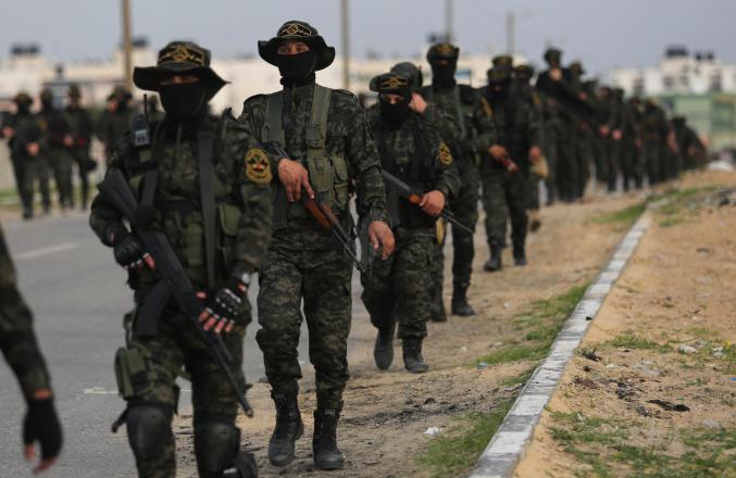 قيادة سرايا القدس توجه تهديدا للاحتلال عبر الوفد المصري