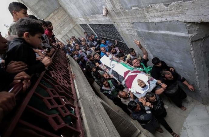 تقرير: 3 شهداء و420 معتقلًا فلسطينيًا خلال يونيو