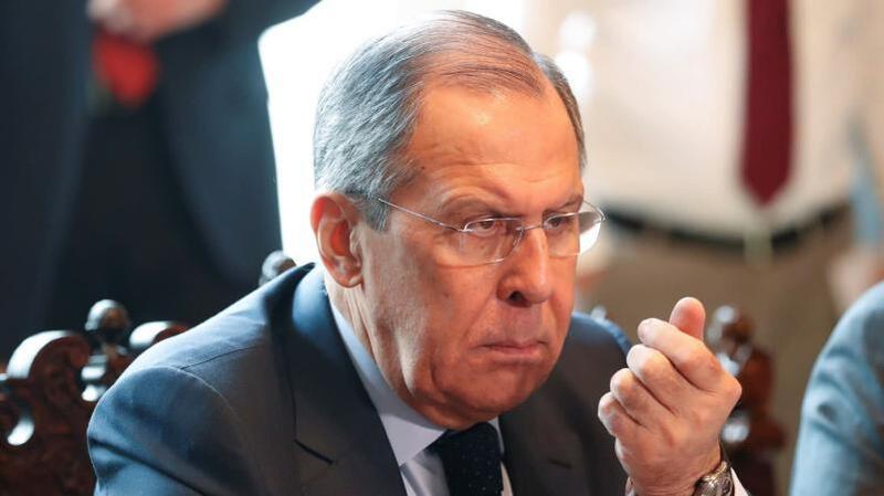 """لافروف: """"رؤوس ساخنة"""" في الولايات المتحدة تريد حل المشكلة مع إيران عسكريا"""