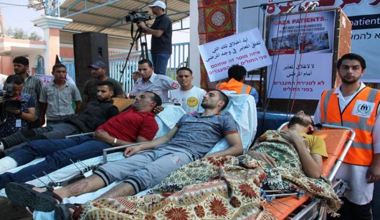 وزيرة الصحة: الاحتلال رفض سفر 40% من مرضى غزة المحولين للضفة وأراضي 48