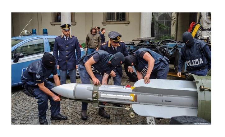 بعد ضبط صاروخ قطري في إيطاليا.. الدوحة: تم بيعه لدولة نتحفظ على ذكرها