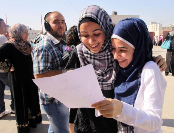 بالاسماء.. نتائج الثانوية العامة (الانجاز) 2019 في فلسطين - نتائج التوجيهي في غزة