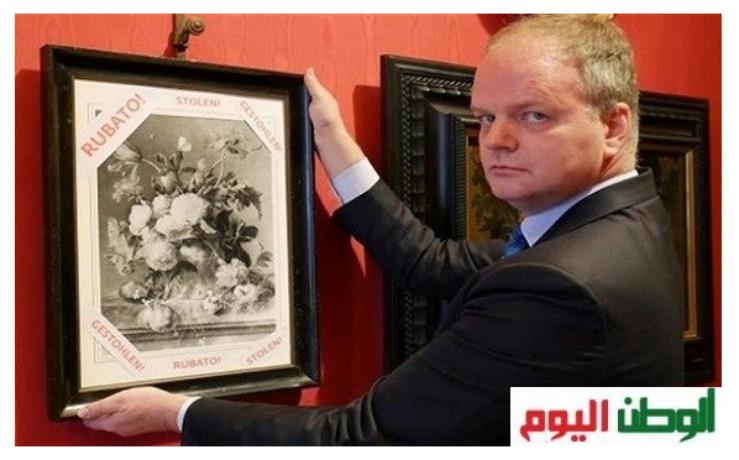 ألمانيا تعيد لإيطاليا لوحة سرقها جندي نازي