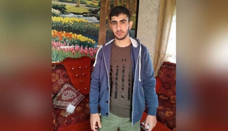 """الأسير """"العبد"""" يشرع بإضراب عن الطعام رفضاً لاعتقاله الإداري"""