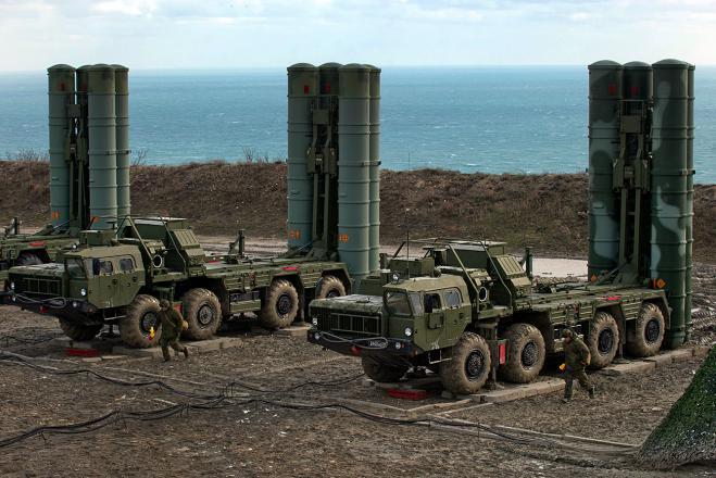 """اسرائيل تتحرك ضد تركيا بسبب منظومة """"إس 400"""""""
