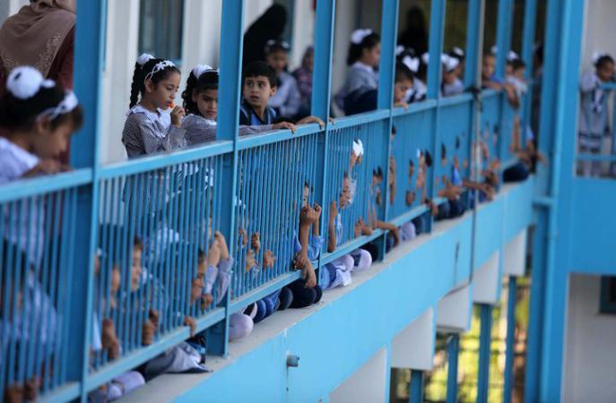 الأونروا توضح حقيقة تأجيل العام الدراسي الجديد في المدارس