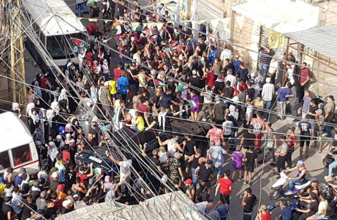 """لبنان.. المتابعة الفلسطينية تؤكد استمرار حراكها ورفضها تسهيلات """"مخادعة"""""""