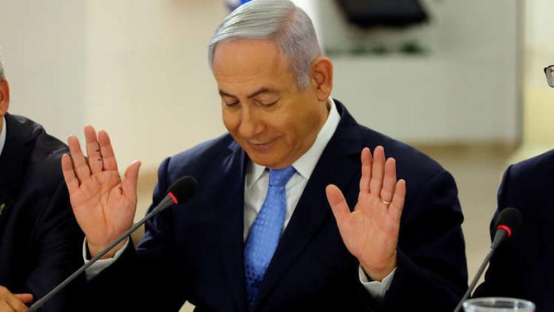 انتقادات حادة لنتنياهو لعدم الرد على إطلاق صاروخين من غزة