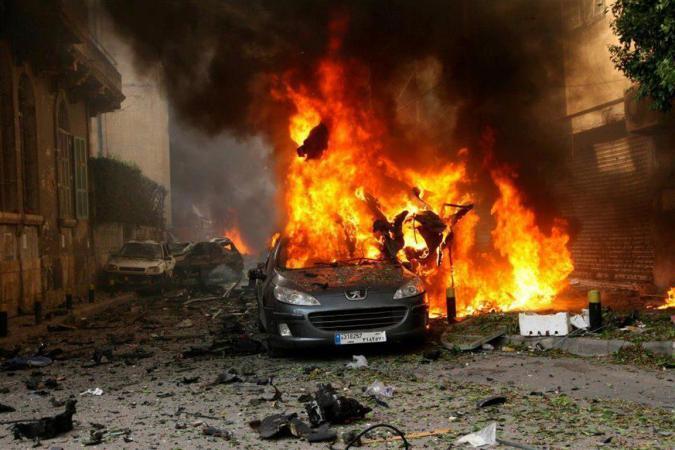 فرانس 24: انفجار سيارة مفخخة قرب وزارة الأمن في تل أبيب