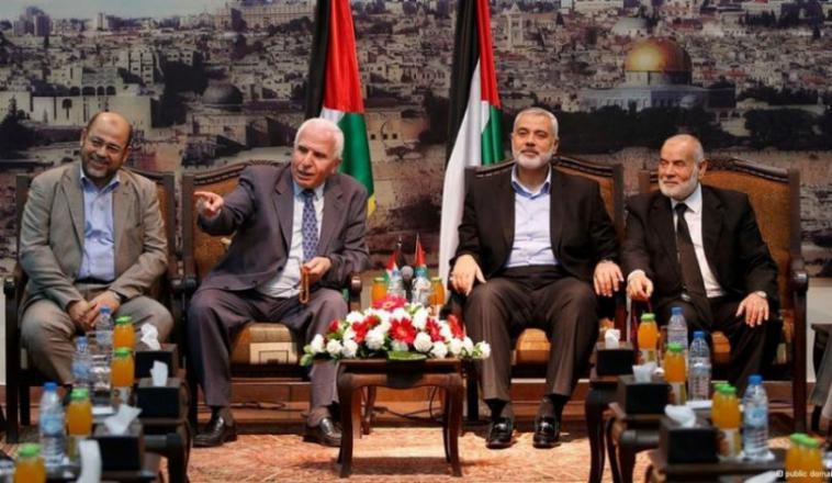 الكشف عن موقف أمريكا من المصالحة الفلسطينية