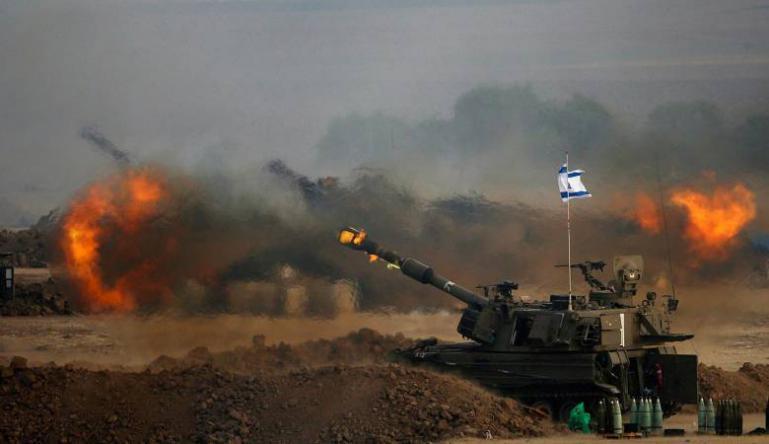 الاحتلال سيبدأ تدريب مدفعي خلال ساعات قرب غزة