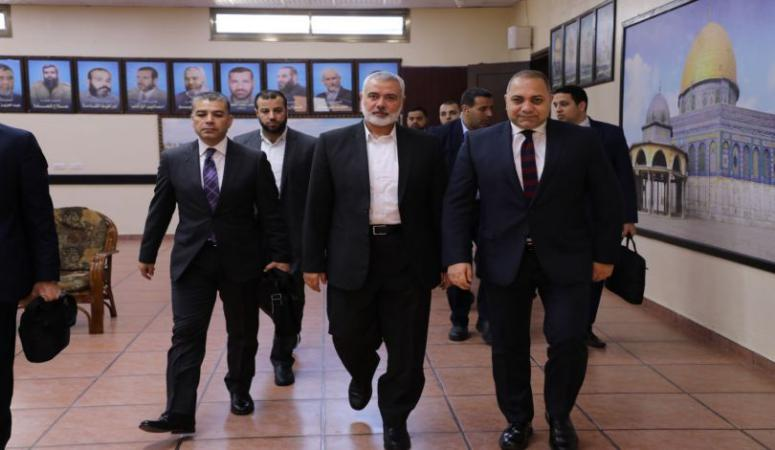 قناة عبرية تكشف الرسالة الذي يحملها الوفد المصري إلى غزة