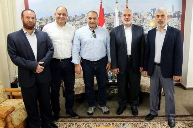حماس تنفي ما يشاع حول زيارة الوفد الأمني المصري لغزة