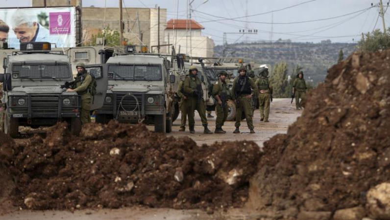 الاحتلال يفرض حصاراً مشدداً على واد الحمص