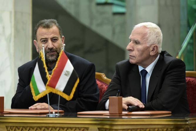 حماس تكشف تفاصيل جديدة حول ملف المصالحة مع فتح