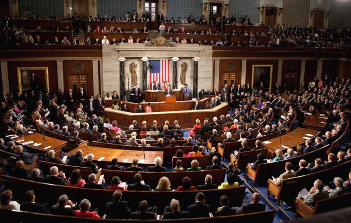 """مجلس النواب الأمريكي يصوت على قرار لإدانة """"التصريحات العنصرية"""" لـ ترامب"""