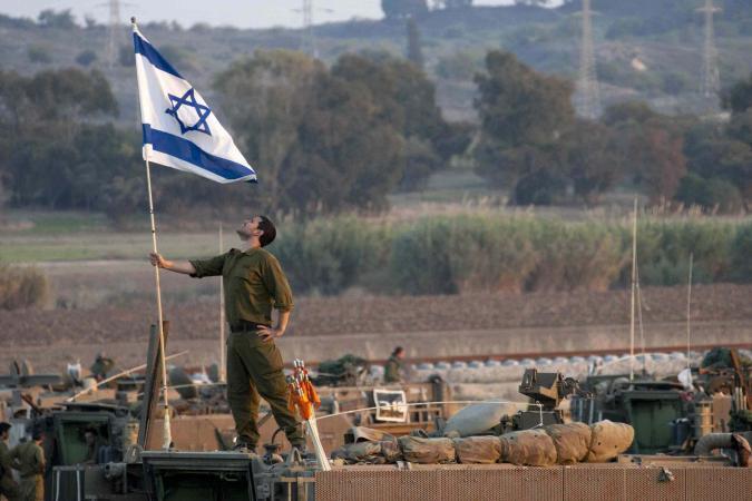إطلاق نار على موقع إسرائيلي شرق قطاع غزة