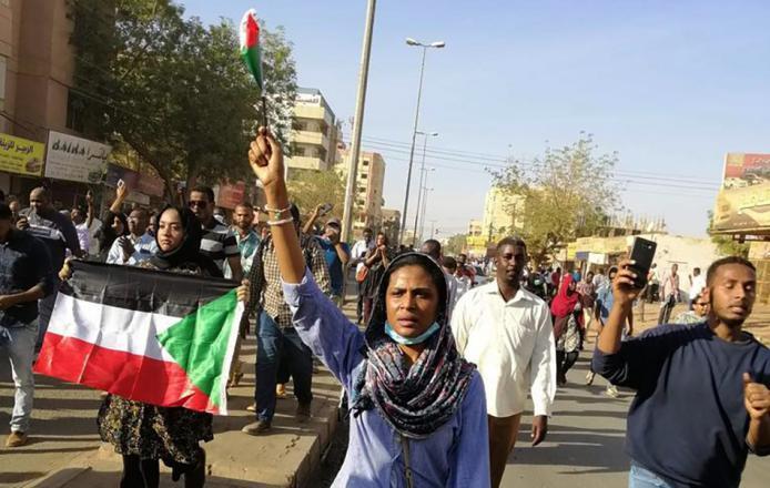"""المعارضة السودانية ترفض منح المجلس العسكري """"حصانة مطلقة"""""""