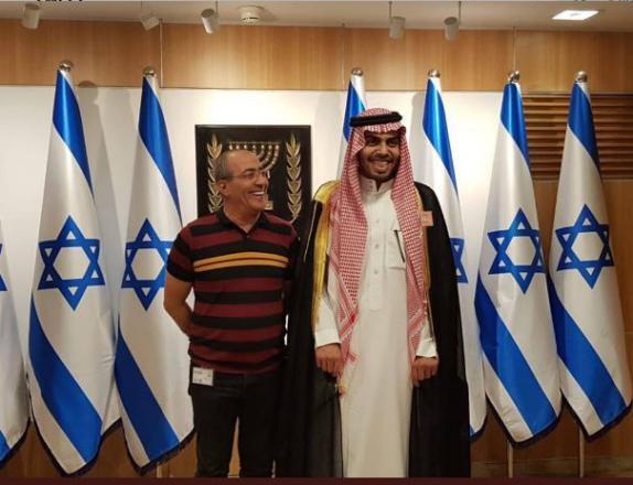 افيخاي أدرعي: ما حدث مع الناشط السعودي شئ مؤسف وحسبنا الله ونعم الوكيل
