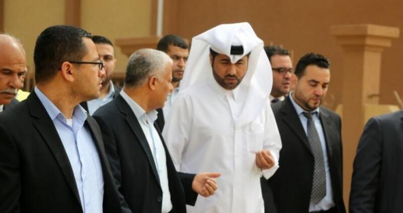 كشف موعد وصول الوفد القطري إلى غزة