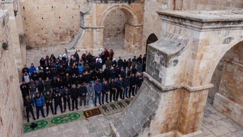 """خطة """"إسرائيلية"""" لمصلى باب الرحمة لمنع تدهور العلاقات مع الأردن والأخيرة ترد"""