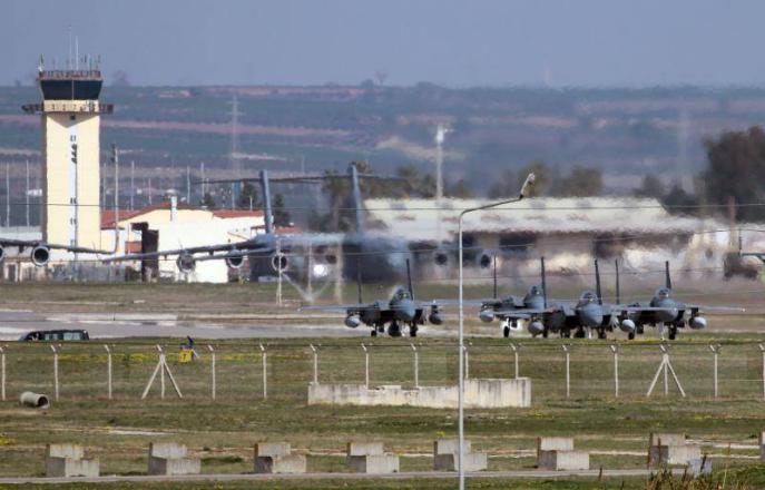 الناتو يكشف صدفة الأماكن السرية لمرابطة الأسلحة النووية الأمريكية في أوروبا