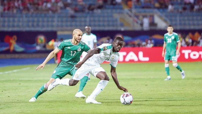 الجزائر والسنغال يلتقيان اليوم بنهائي أمم أفريقيا