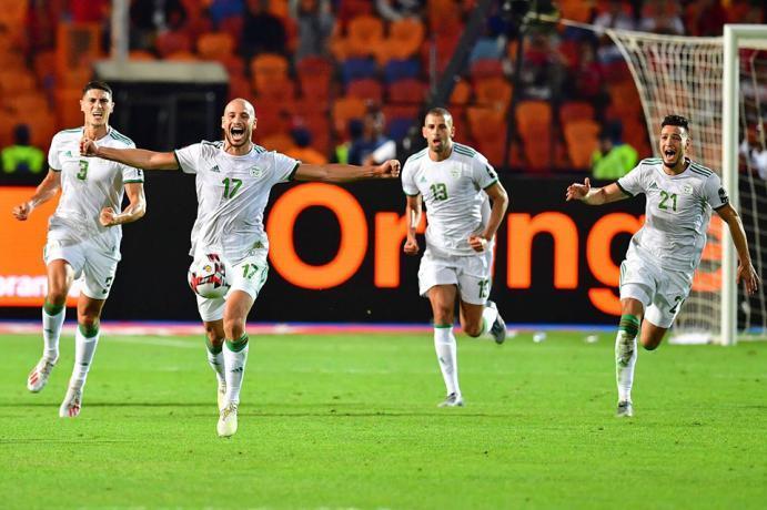 الجزائر تتوج بطلة لإفريقيا بفوز تاريخي على السنغال